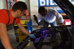 reparare masina